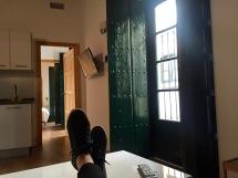 Inside of Alvarez Quintero Apartment